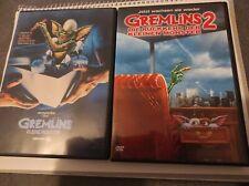 Gremlins 1+2 DVD , Kult , Klassiker , gebraucht