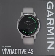 Garmin Vívoactive 4S 40mm Case with Silicone Band GPS Running Watch - Gray
