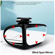 1Pcs Car Blind Spot Mirro Wide Angle Right Rear Convex Mirror For Reversing Auto