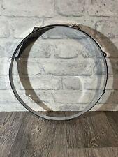 """More details for tama superstar 13"""" drum hoop rim 8 lug hardware tension #ho138"""