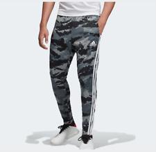 Adidas Tiro 19 Camo Soccer Pants Climacool, Carbon/US Army, MSRP $55