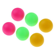 6er Pack Kunststoffbälle Wasserbälle Spielbälle Kinderbälle
