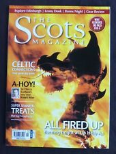 The Scots Magazine  January 2016, Farewell To The Haggis?- An Alternative?