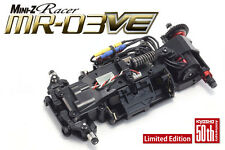 Mini-Z MR-03VE Chassis Set w/Gyro 50th  32761G Brushless/ Gyro inside