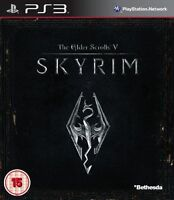The Elder Scrolls V: Skyrim (PS3) - Excellent Condition - 1st Class Delivery