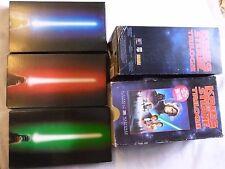 Krieg der Sterne - Trilogie Pack = 3 VHS Star Wars FSK frei ab 12 Jahre VHS gebr
