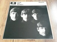 THE BEATLES - WITH THE BEATLES LP 1963 PARLOPHONE BARELY PLAYED EX+