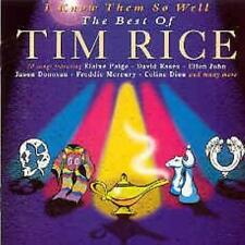 I Know Them So Well: The Best of Tim Rice, Yvonne Elliman, Julie Covington,, Ver