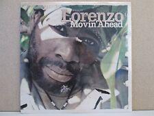 LORENZO Movin' Ahead LP (2009 Vinyl Reggae) ft Chezidek Jah Love/Gun Play Sizzla