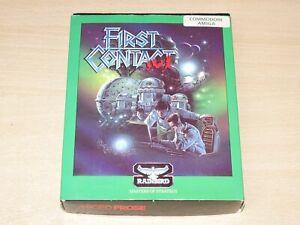 Commodore Amiga - First Contact by Rainbird - 9/10 - Retrogames.co.uk