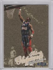 1997-98 Fleer Ultra Gold Medallion #82G Hakeem Olajuwon Houston Rockets