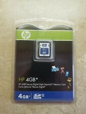 HP Memory Card 4GB SDHC Genuine L1878A New