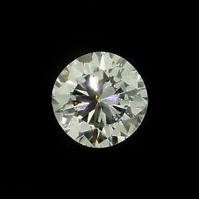0.08 Ct 100% Natural Earth Mined Round Brilliant Cut Diamond Loose E/ SI3 Grade