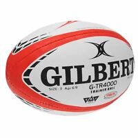 Gilbert GTR4000 Rugby Ball Players Equipment Training Sports Accessory