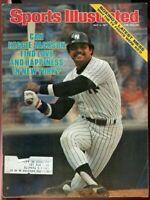 SI: Sports Illustrated May 2, 1977 Can Reggie Jackson Find Love and Happiness G
