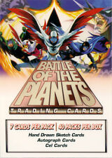Battle of the Planets Card Set