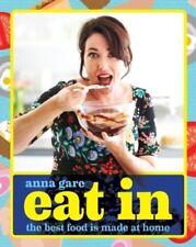 New, Eat In, Anna Gare, Book