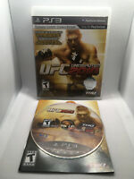 UFC Undisputed 2010 - Complete CIB - Playstation 3 PS3