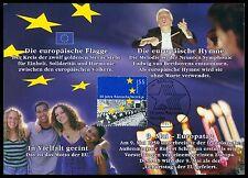 Federale MK 2007 EUROPA CEPT Romano Contratti privati maximum scheda MAXICARD MC cc95