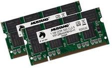 2x 1GB 2GB RAM Speicher Medion MD41700 MD42200 MD6200