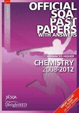 Chemistry Advanced Higher SQA Past Papers: 2012 by SQA (Paperback, 2012)