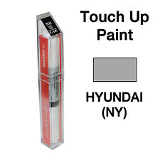 Hyundai OEM Brush&Pen Touch Up Paint Color Code : NY - Hyper Silver