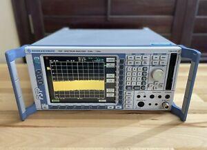 Rohde & Schwarz FSP7 9 kHz - 7 GHz Spectrum Analyzer