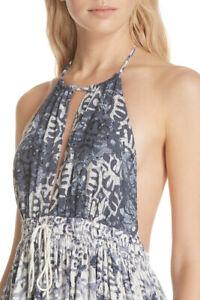 Free People Damen Strandtag OB816062 Kleid Entspannt Elfenbeinweiß Größe XS