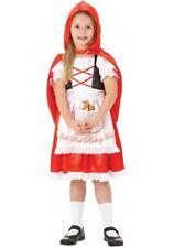 Déguisements rouge pour fille, taille 5 - 6 ans