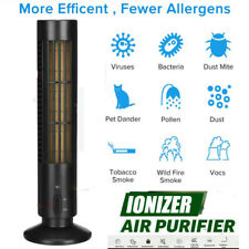Home Room Ionizer Air Purifier Household Air Cleaner-Negative Ion Generator Us