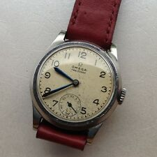 Montre ancienne Omega type militaire 1934 military watch 26,5 SOB (not 30T2)