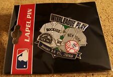 2016 Colorado Rockies v NY New York Yankees lapel pin only 300 made Coors Field