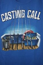 Casting Call Fishing Tank Top Large