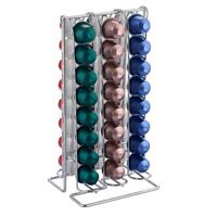 48 Coffee Capsule Pod Tower Storage For Nespresso