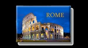Rom Colosseum Foto Magnet Italien Italy Rome Souvenir Fridge,Neu