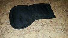 Britax B-Safe Black Infant Car Seat Lower Strap Cover Cushion Pillow Pad Support