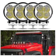 4X 3.5in LED Work Light Bar Spot Pods Fog Truck ATV Offroad 4WD SUV Driving Lamp