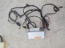 Porsche 928 944 968 ABS Control module  W/ Wiring Harness  928 618 118 00  C#607