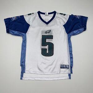 BOYS Donovan McNabb Philadelphia Eagles Jersey Size Youth Large Super Bowl 29