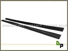 JPM Carbon Fiber Side Skirts Extension Lip for 2003-2008 W211 E55 E63AMG