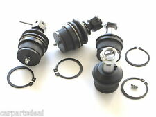 Ball Joint Jeep Grand Wagoneer 1984-1991 Front Lower & Upper 4Pcs Kit Save $$$$$