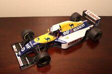 New ListingMinichamps 1/18 F1 Williams Renault Fw15 1992 #0