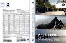 BMW Navi DVD 2017 Europa Professional Map 3er E90 E91 1er E60 E61 SA609