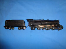 American Flyer Prewar O Gauge 4-4-2 #545 Locomotive & #421 Tender. Runs Well