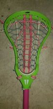 DeBeer Triax 6000 Lacrosse Stick with Matching Head - 40 Inch