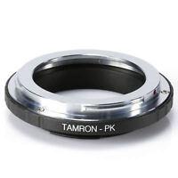 Tamron Adaptall II Lens Adapter to Pentax K (PK) Mount Camera New