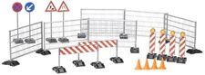 New Bruder Toys Bruder Bworld Accessories Construction Set Signs - Bruder 62007