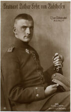Sanke Akleutnant Lothar Frhr. de Richthofen, Carte Postale Numéro 526,U #9560