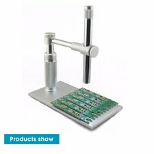 2MP 1-500 times USB Pen High-definition Digital Electron Microscope 8 LED Lights