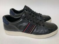 Paul Smith Mens 8 Osmo Galaxy Sneakers Black SPXG R270 MLUXB Lace Up Shoes